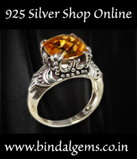 925 Silver Shop Online - bindalgems.co.in